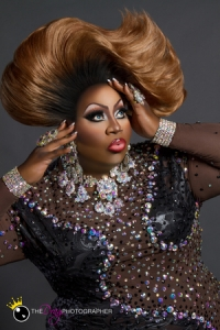 "Latrice Royale in ""Here's To Life"""