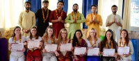 300 Hour Yoga Teacher Training - Rishikesh Yogkulam