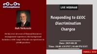 Responding to EEOC Discrimination Charges