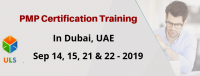 PMP Certification Training Course in Dubai, UAE