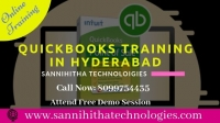 QuickBooks Training in Hyderabad Ameerpet