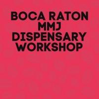 Cannabis / Marijuana Dispensary Ordinance Workshop - Boca Raton