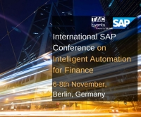 The International SAP Conference on Intelligent Automation for Finance