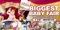 Baby Fair 2019 – Mummys Market - 11 To 13 Oct 2019 at Singapore Expo