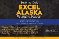 EXCEL Alaska New Location Celebration at Alaska Pacific University