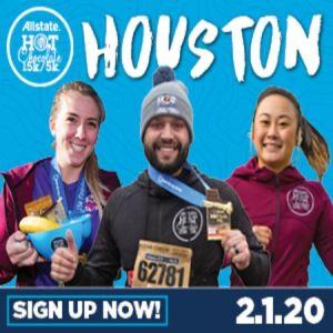 2020 Allstate Hot Chocolate 15k/5k Houston, Houston, Texas, United States