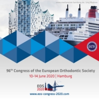 96th Congress of the European Orthodontic Society in Hamburg (EOS 2020)