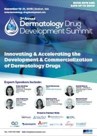 3rd Annual Dermatology Drug Development Summit US