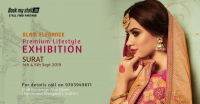 Glam Elegance - Premium Lifestyle Exhibition at Surat - BookMyStall
