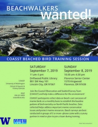 Beached Bird Survey Training
