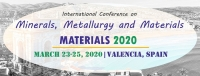 International Conference on Minerals, MetallurgyAnd Materials
