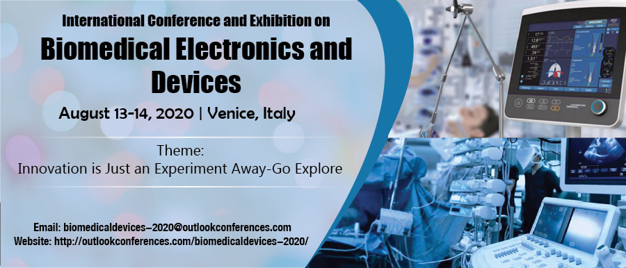 International Conference and Exhibition on Biomedical Electronics and Devices, Venice, Italy, Italy