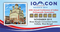 Indian Orthopaedic Association 64th Annual Conference 2019 (IOACON 2019)