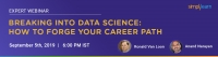 Breaking Into Data Science: How to Forge Your Career Path
