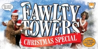 Fawlty Towers Chrismas Comedy Dinner Show in Lancaster