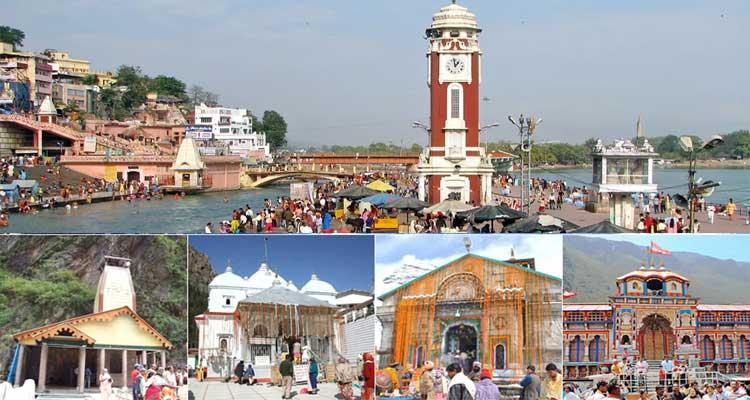 Chardham Yatra Tour Package 2020 from Haridwar, Haridwar, Uttarakhand, India