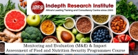 Be part of our Monitoring and Evaluation (M&E) of Food Security and Nutrition programs workshops this October| Register Now