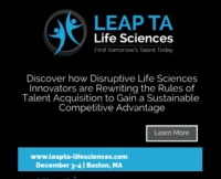 LEAP TA: Life Sciences 2019