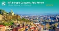 IBA Europe-Caucasus-Asia Forum, Tbilisi