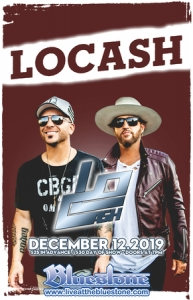 LOCASH  live at The Bluestone
