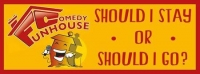 Funhouse Comedy Club - Comedy Night in Newcastle-under-Lyme September 2019