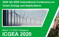 2020 4th IEEE International Conference on Green Energy and Applications (ICGEA 2020)