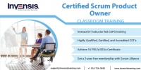 Certified Scrum Product Owner Classroom Training