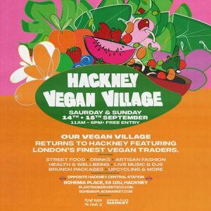 Hackney Vegan Village - Summer Series, London, United Kingdom