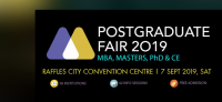 HEADHUNT POSTGRADUATE FAIR - SEP 2019 - MBA, Mater, PhD. & CE - Jamboree Education