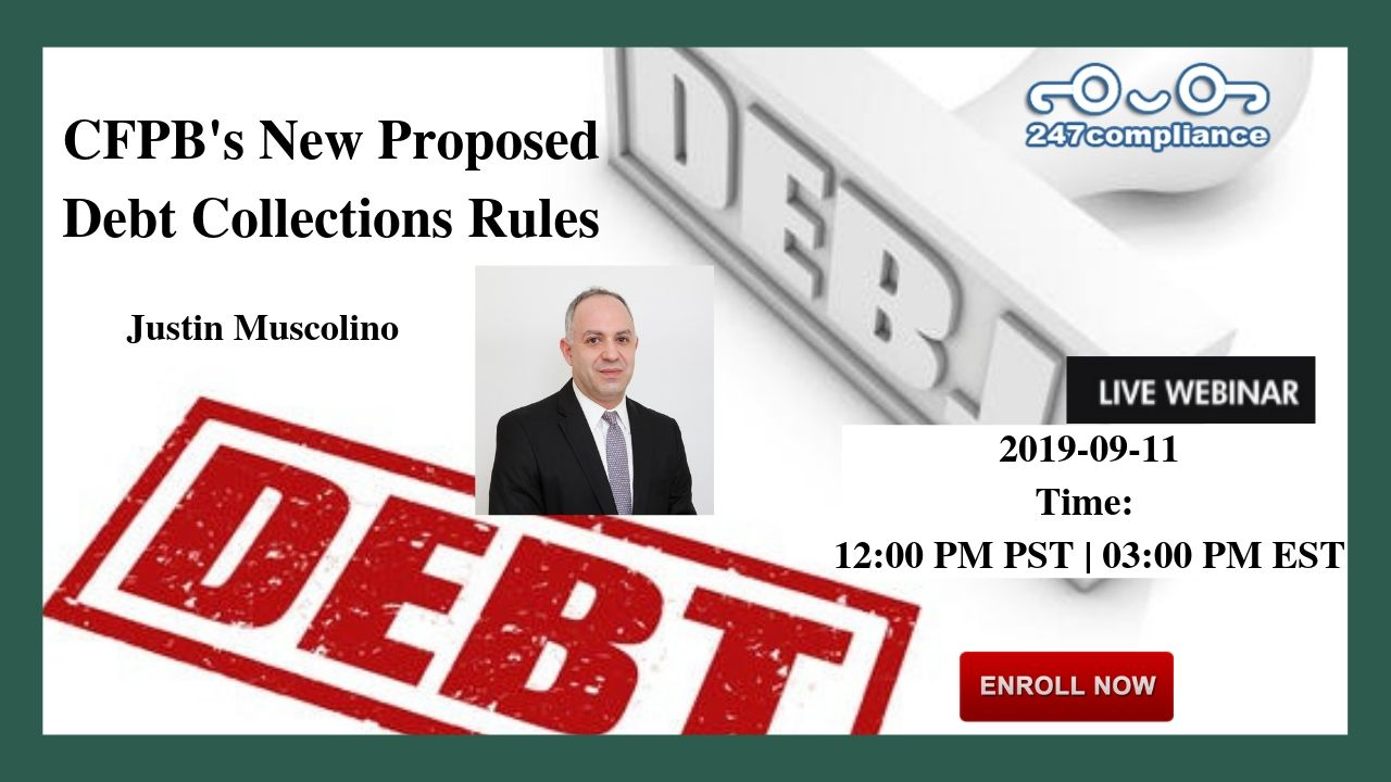 CFPB's New Proposed Debt Collections Rules, Newark, Delaware, United States