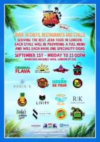 The London Jerk Festival - Sponsored by Grace Foods