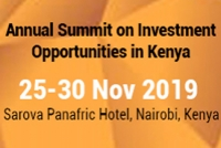 Annual Summit on Investment Opportunities in Kenya