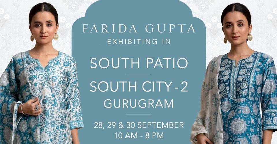 Farida Gupta Gurugram Exhibition ( South Patio ), Gurgaon, Haryana, India
