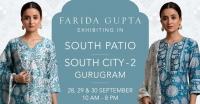 Farida Gupta Gurugram Exhibition ( South Patio )