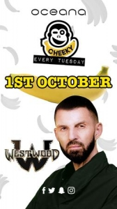 Cheeky Tuesdays w/ Westwood