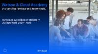 Watson & Cloud Academy III by IBM