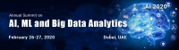 Annual Summit on Al, ML and Big data Analytics