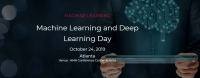 Machine Learning and Deep Learning Day, Atlanta