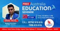 The Biggest FREE Seminar on Australia Education
