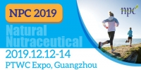 Natural and Nutraceutical Products China Guangzhou 2019