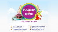 Ramoji Film City Festive Celebrations