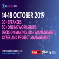 Risk Management Awareness Week 2019 - ONLINE CONFERENCE