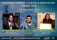 National Student Startup & Innovation Summit 2019