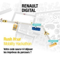 Rush Hour Mobility Hackathon by Renault