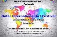 Qatar International Art Festival 2019