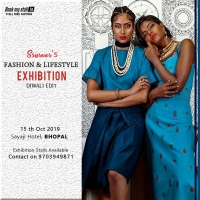 Ssuroor's Fashion & Lifestyle Exhibition at Bhopal - BookMyStall