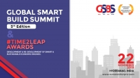 Global Smart Build Summit 5th edition & #Time2leap awards