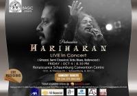 Hariharan Live Concert 2019 Chicago