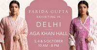Farida Gupta Delhi Exhibition ( Mandi House )