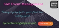 SAP Event Management online Training | SAP EM Corporate Training